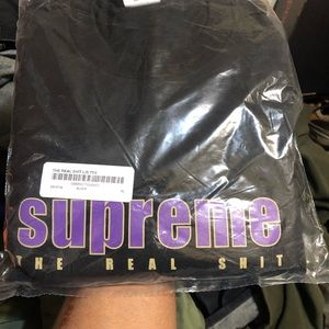 Supreme long sleeve ss19 brand new